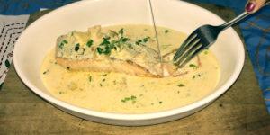 Three Ways to Make Poached Fish with White Wine Sauce
