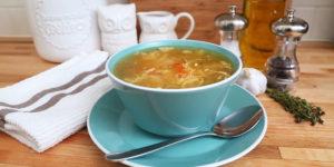 Terminologies of Soups
